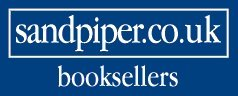 A small rectangular blue logo of SandPiper.co.uk.