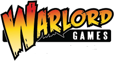 Warlord Games Logo presented with no background.